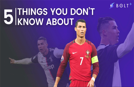 5 Things You Don't Know About...Cristiano Ronaldo