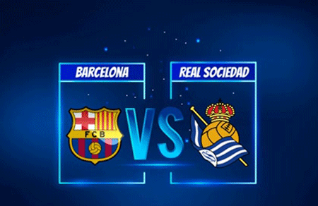 La Liga in 3D | Barcelona v Real Sociedad