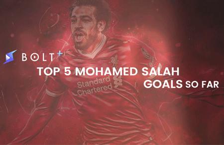 Top 5 Mo Salah Goals