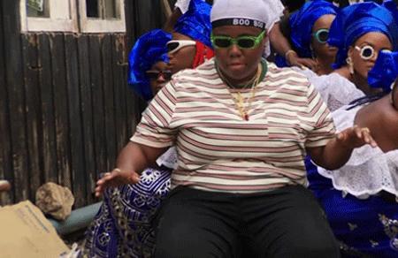 The unorthodox pop-star taking Nigeria by storm