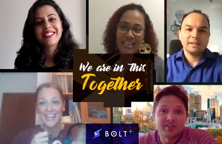 We Are In This Together | WORKING WITH KIDS AT HOME