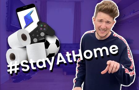 #StayAtHomeChallenge