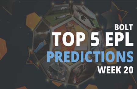 EPL 2019/20 predictions | Week 20