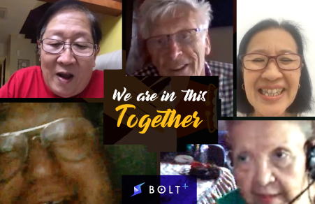 We Are In This Together | ELDERS v CORONAVIRUS