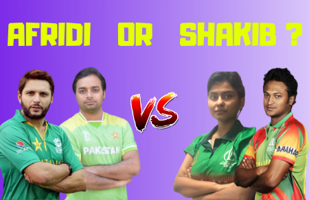 Afridi or Shakib?