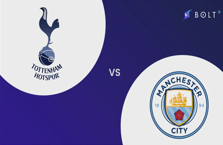 Tottenham v Man City