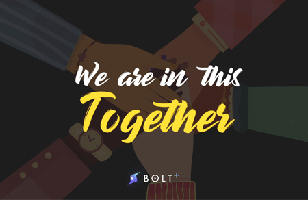 We Are In This Together | SMALL BUSINESSES