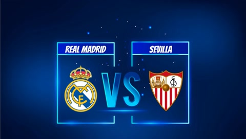 La Liga in 3D | Real Madrid v Sevilla