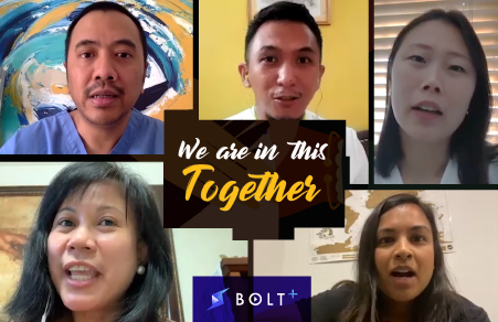 We Are In This Together | HEALTH HEROES