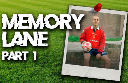 Memory Lane with Wes Brown | Part 1