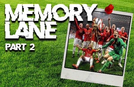 Memory Lane with Wes Brown | Part 2