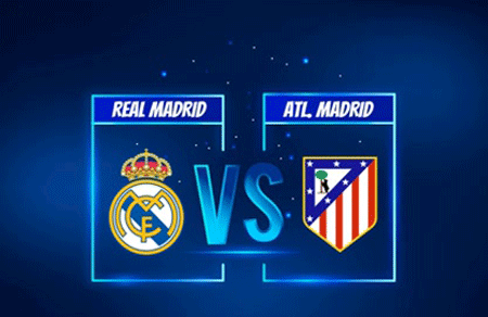La Liga in 3D | Real Madrid v Atletico Madrid
