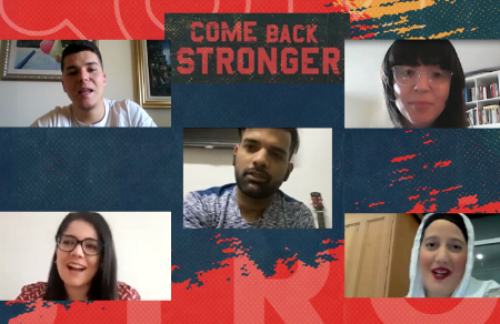Come Back Stronger | Ep 1