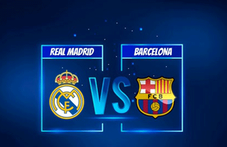 La Liga in 3D | Real Madrid v Barcelona