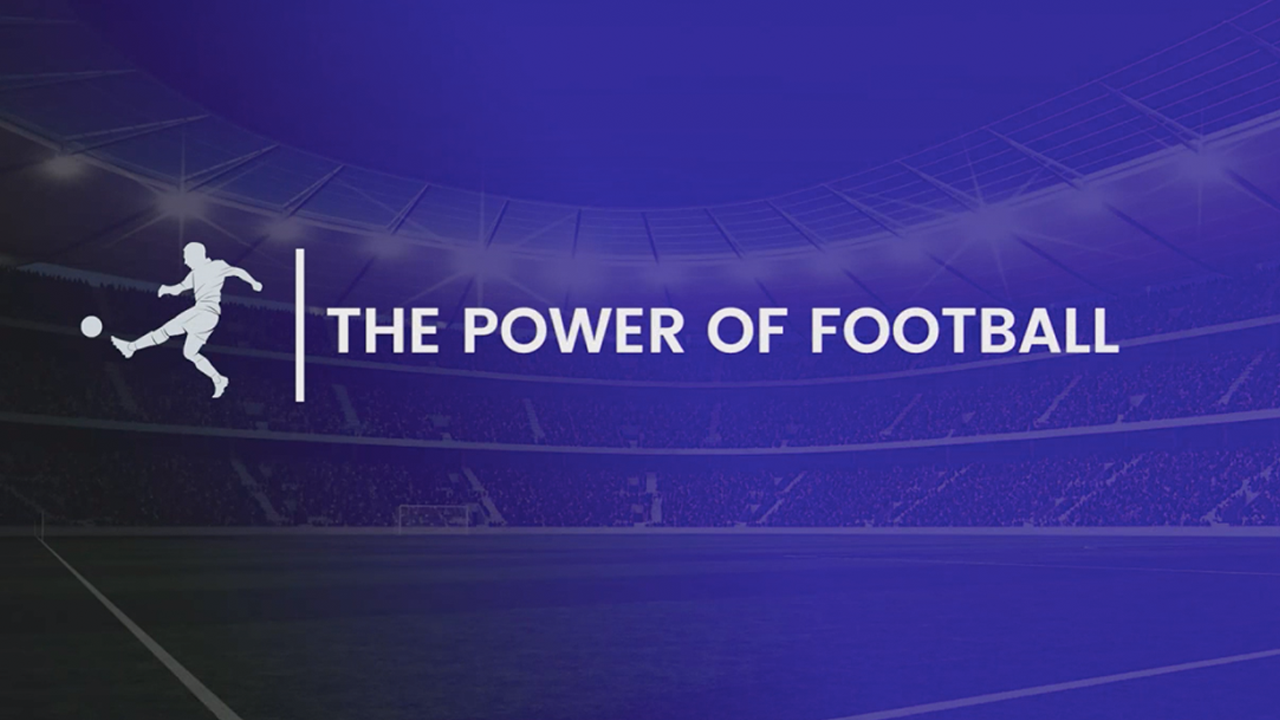 The Power Of Football | Adam Stenning