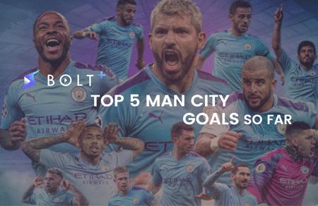 Top 5 Man City Goals