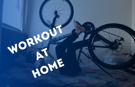 5-stage home workout